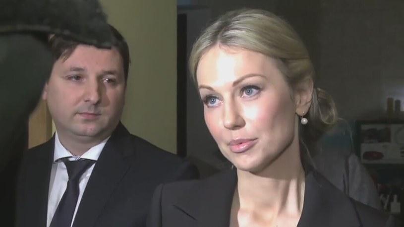 Magdalena Ogórek pewna zwycięstwa /TVN24/x-news