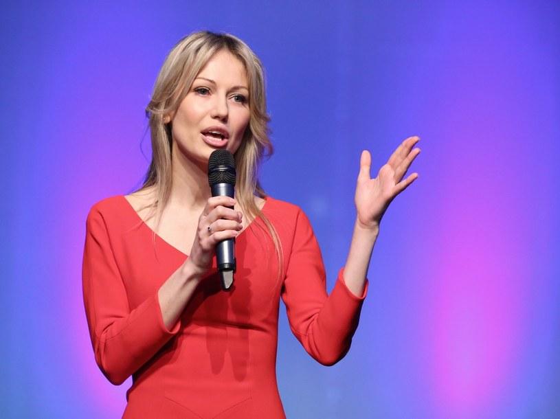 Magdalena Ogórek /KAROL SEREWIS /East News