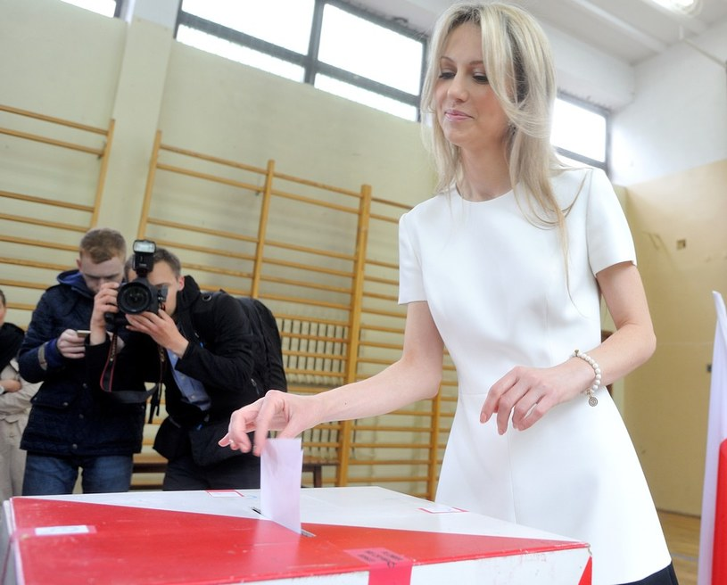 Magdalena Ogórek /Witold Rozbicki /Reporter
