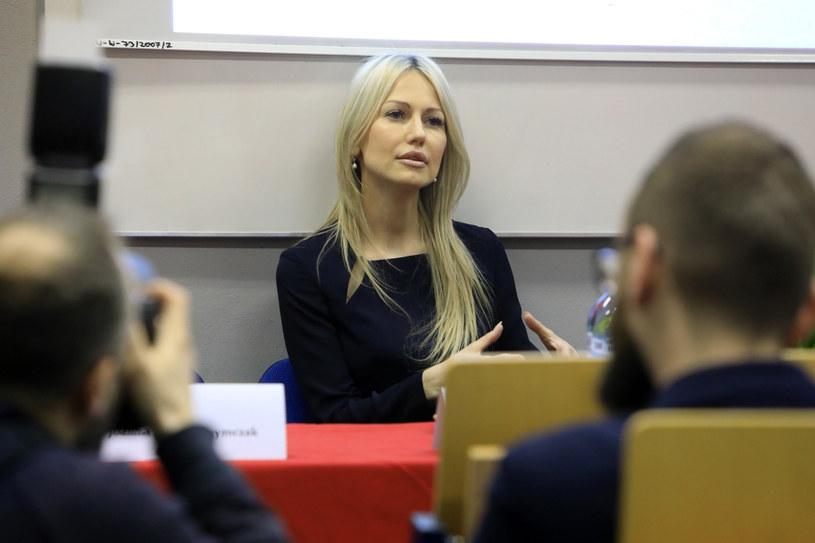 Magdalena Ogórek /Sławomir Kowalski/Polska Press /East News