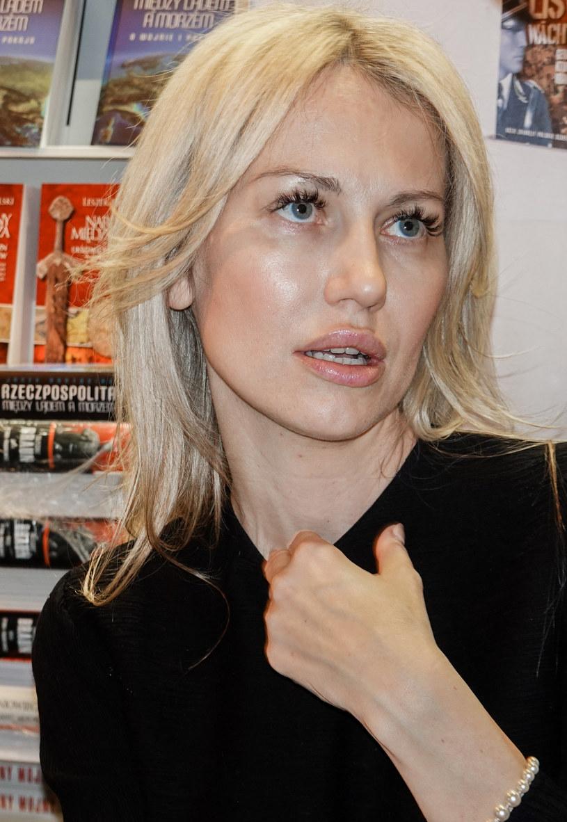 Magdalena Ogórek /Wojtek Laski /East News