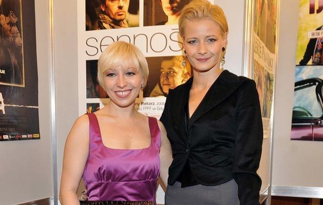 Magdalena Piekorz i Małgorzata Kożuchowska /Kurnikowski /AKPA
