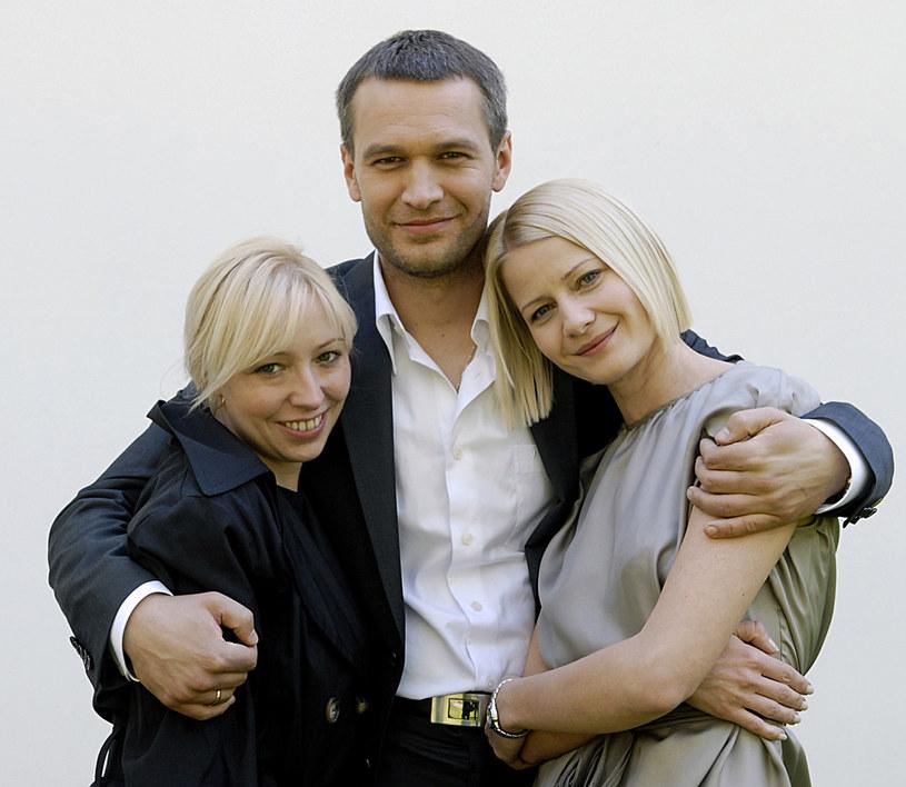 Magdalena Piekorz, Michał Żebrowski, Małgorzata Kożuchowska /Mikulski /AKPA