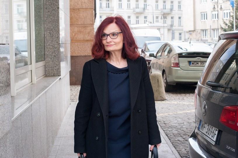 Magdalena Pietrzak /Grzegorz Krzyzewski /Reporter
