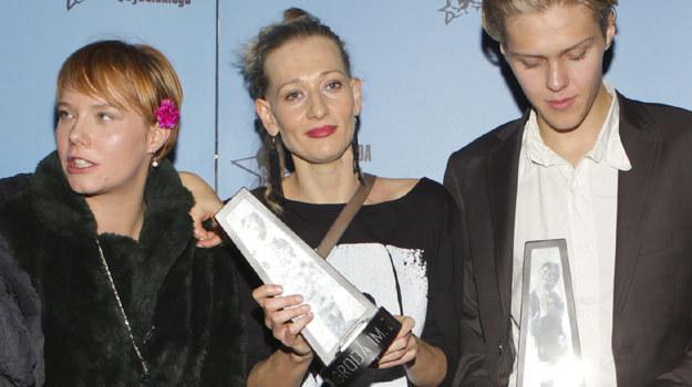 """Magdalena Popławska znana jest szerszej publiczności z roli w serialu """"Usta Usta"""" /Agencja FORUM"""