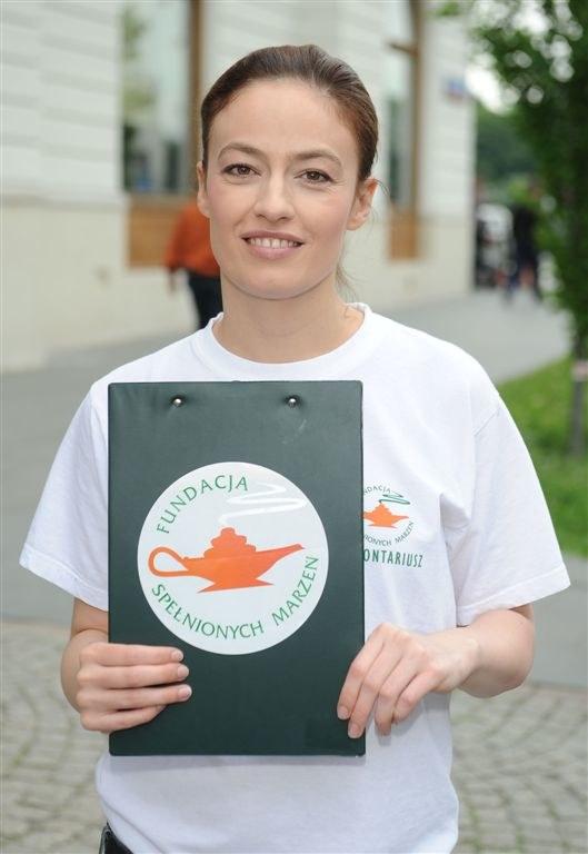 Magdalena Różczka /Agencja W. Impact
