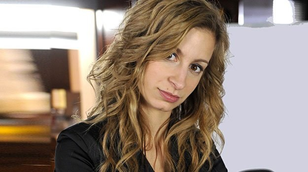 Magdalena Schejbal gra główną bohaterkę serialu /AKPA
