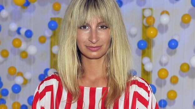 Magdalena Schejbal podczas prezentacji jesiennej ramówki TVN-u /AKPA