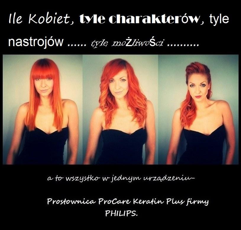 Magdalena Sokół- Testuj z Philips /Magdalena Sokół /materiały promocyjne
