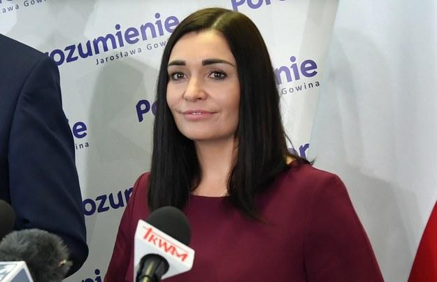 Magdalena Sroka /Adam Warżawa /PAP