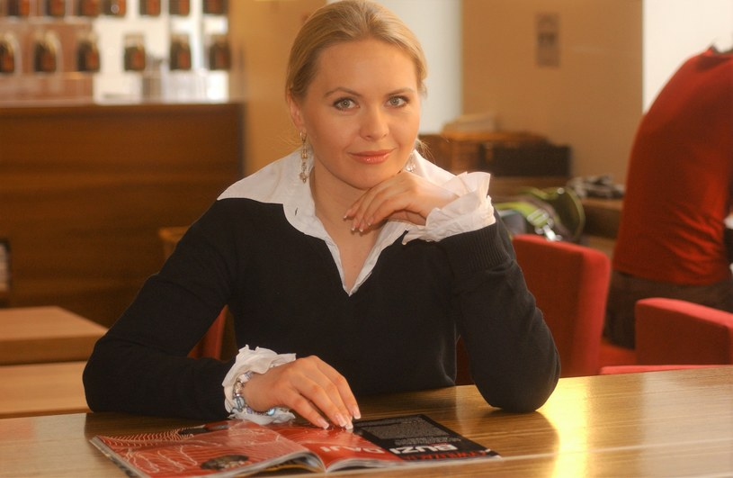 Magdalena Stużyńska-Brauer znana jest także jako aktorka kabaretowa /MWMedia
