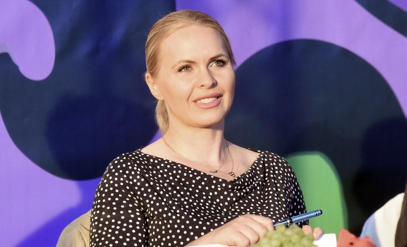 Magdalena Stużyńska /Marek Lasyk  /East News