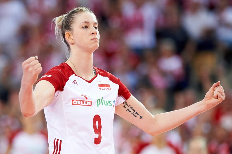Magdalena Stysiak /Łukasz Szeląg /Reporter