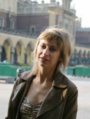 Magdalena Szejbal w Krakowie, fot. MTL Maxfilm, fot. Z.Drużbicki /INTERIA.PL