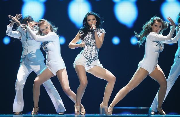 Magdalena Tul w 2011 roku w półfinale Eurowizji zajęła ostatnie miejsce fot. Sean Gallup /Getty Images/Flash Press Media