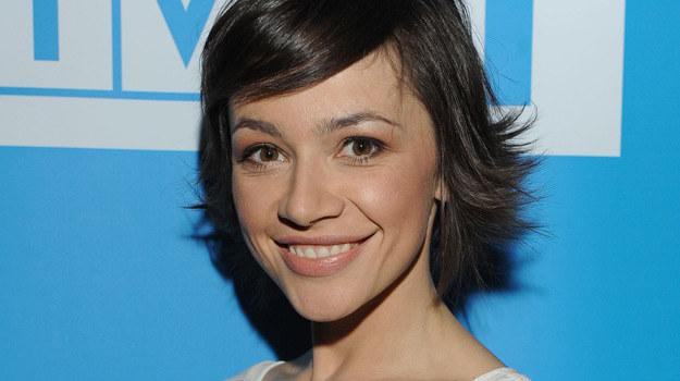Magdalena Turczeniewicz zagra główną rolę w nowym serialu /Agencja W. Impact