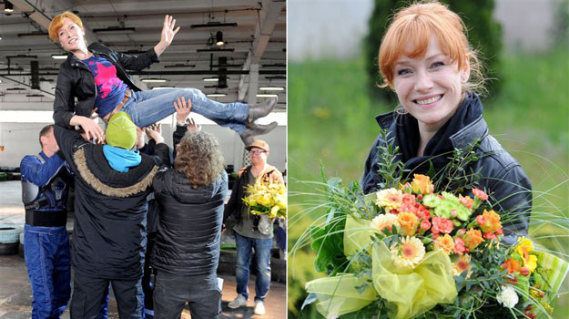 Magdalena Walach: Nie spodziewała się tak miłej niespodzianki urodzinowej /Agencja W. Impact