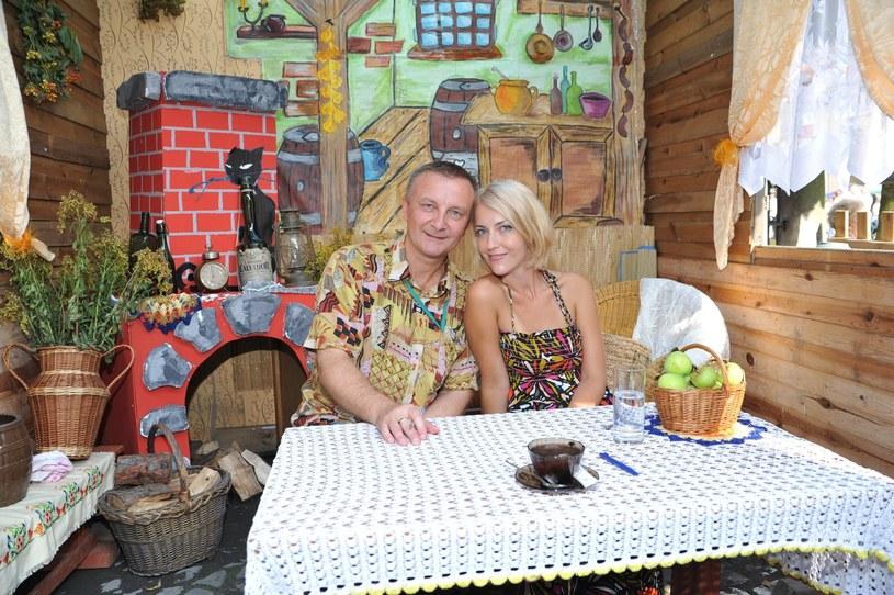 Magdalena Waligórska i Arkadiusz Nader /East News