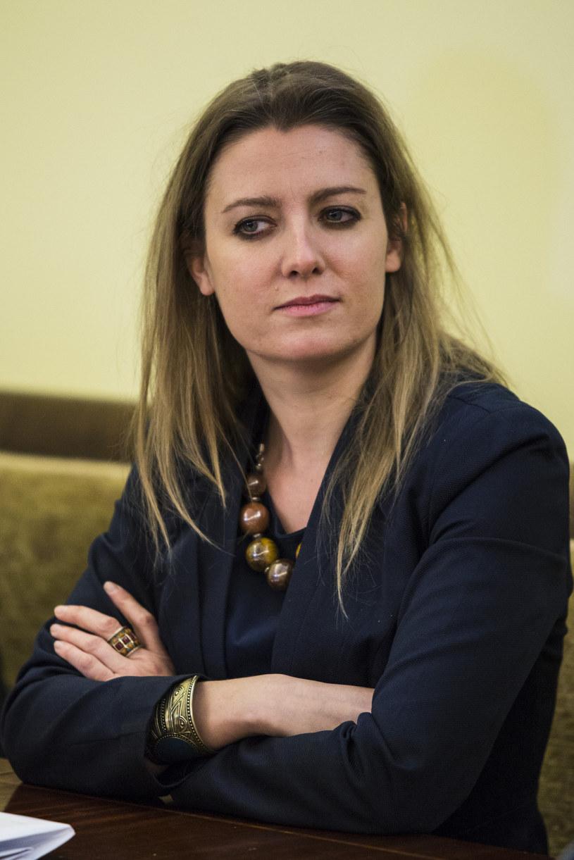 Magdalena Wolińska-Riedi /Andrzej Hulimka  /Reporter