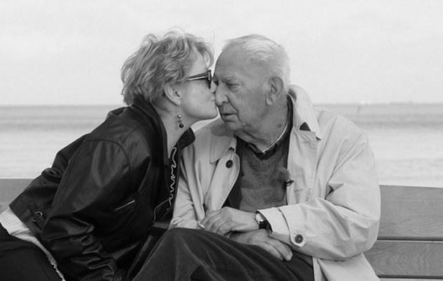 Magdalena Zawadzka uczciła pamięć swojego męża /- /AKPA