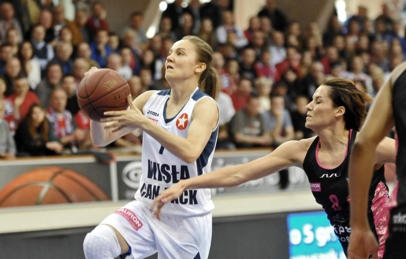 Magdalena Ziętara (z lewej) /Fot. Michał Lasyk /Reporter