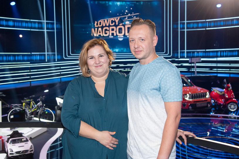Magdę i Nikodema możemy oglądać w 6. odcinku  Łowców Nagród /Super Polsat