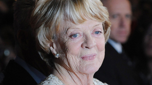 Maggie Smith /Stuart Wilson /Getty Images