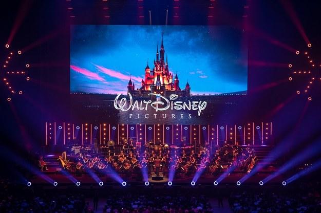 Magia muzyki Disneya oczarowała publiczność! /Wojciech Wandzel dla KBF /Materiały prasowe
