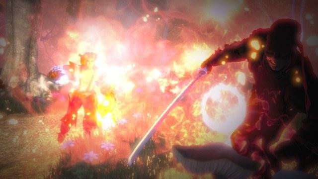 Magia to zdecydowanie najbardziej efektowny styl walki /INTERIA.PL