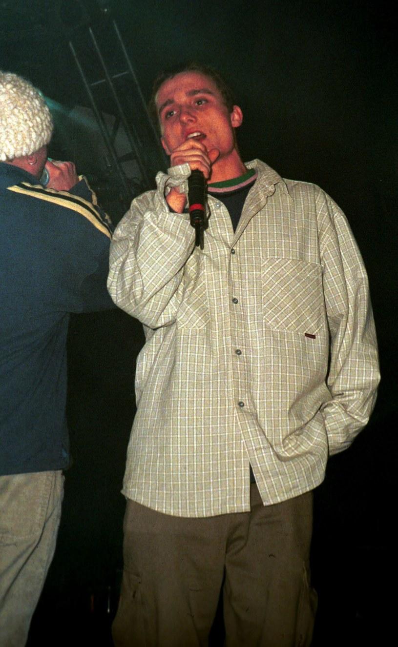Magik w 1997 roku /Michał Kołyga /Reporter