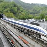 Maglev konkurencją dla Hyperloop?