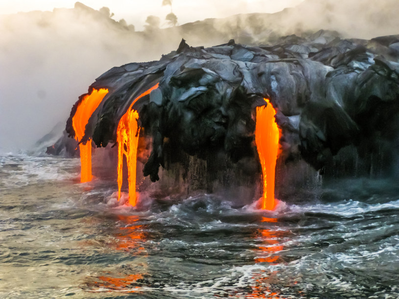 Magma zamiast innych źródeł energii? /123RF/PICSEL
