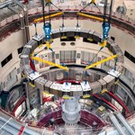 Magnes, który unosi lotniskowiec, pojawił się w europejskim sztucznym słońcu ITER [WIDEO]
