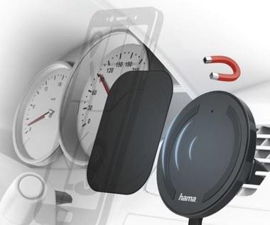 Magnetic Touch - indukcyjne ładowanie smartfonu w samochodzie