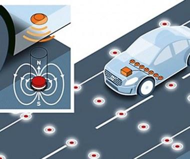 Magnetyczne drogi i samonaprowadzające się samochody według Volvo