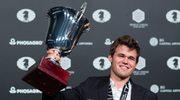 Magnus Carlsen mistrzem świata w szachach
