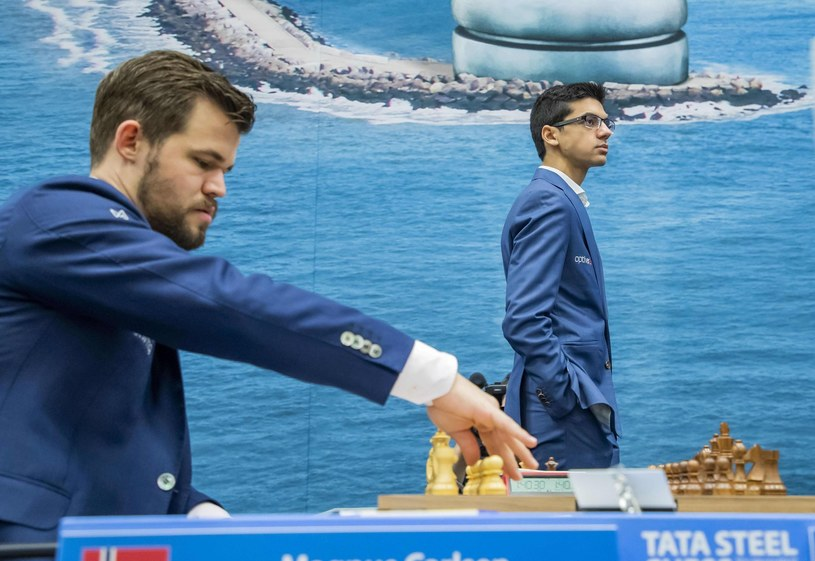 Magnus Carlsen /AFP