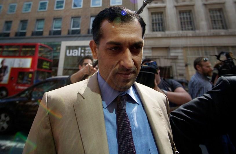 Mahmood al-Zarooni /AFP