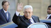 Mahmud Abbas krytykuje Baracka Obamę