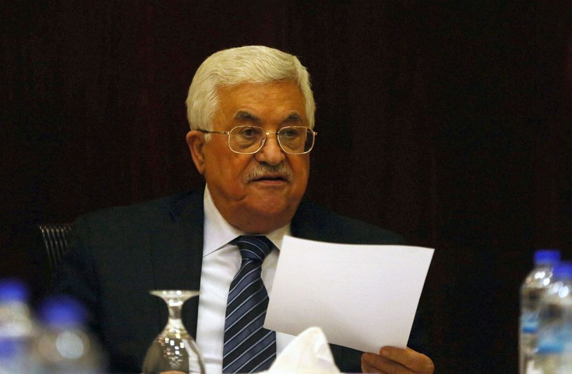 Mahmud Abbas /MOHAMAD TOROKMAN /AFP