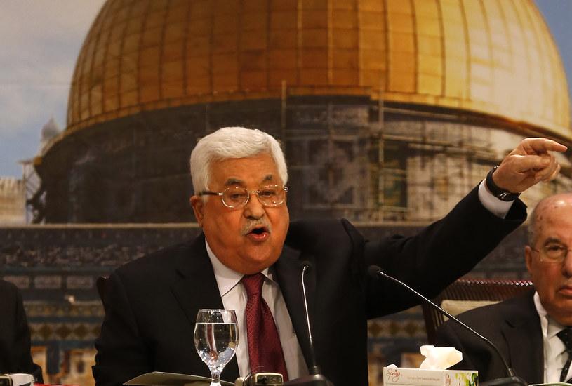Mahmud Abbas /AFP