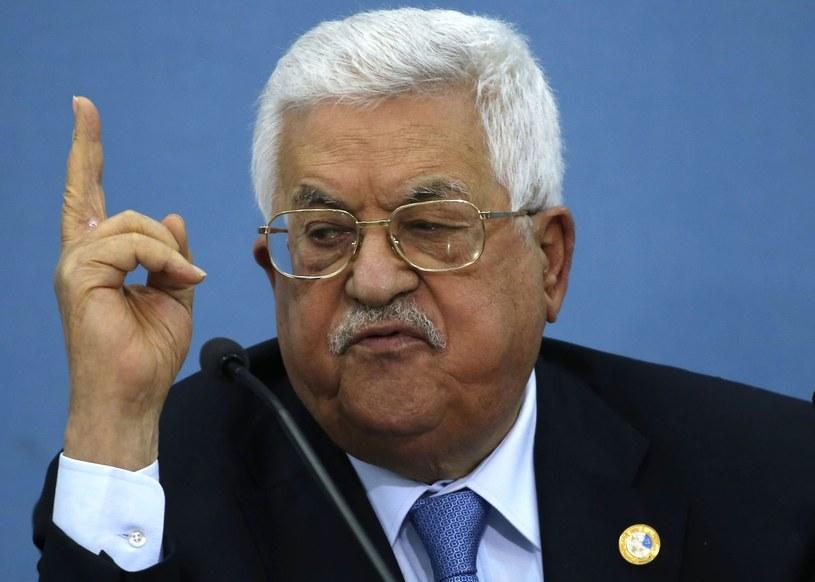 Mahmud Abbas / ABBAS MOMANI/am /AFP