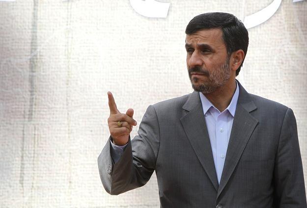 Mahmud Ahmadineżad, prezydent Iranu /AFP