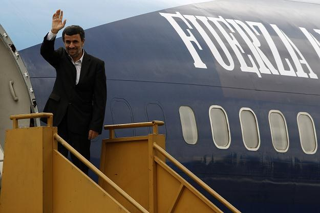 Mahmud Ahmadineżad /AFP