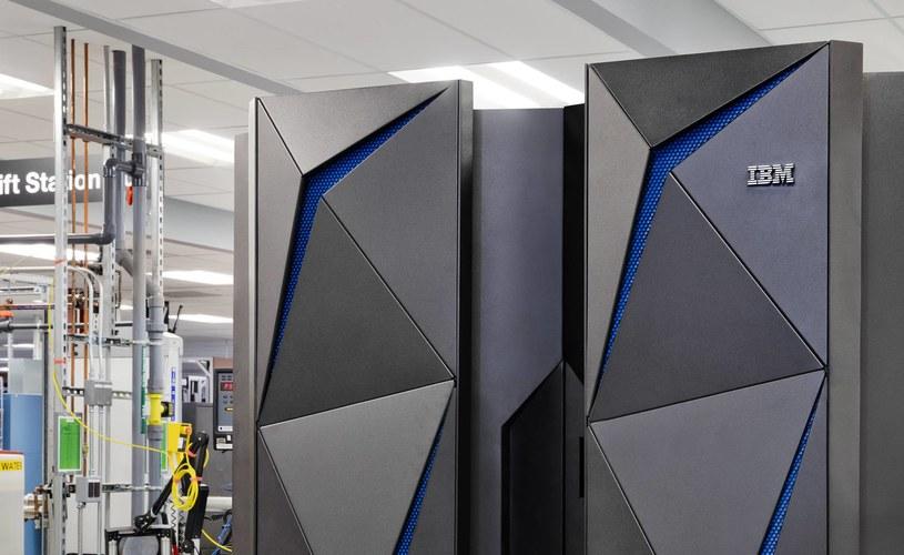 Mainframe IBM Z /materiały prasowe
