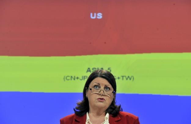 Maire Geoghegan-Quinn, komisarz UE ds. badań /AFP