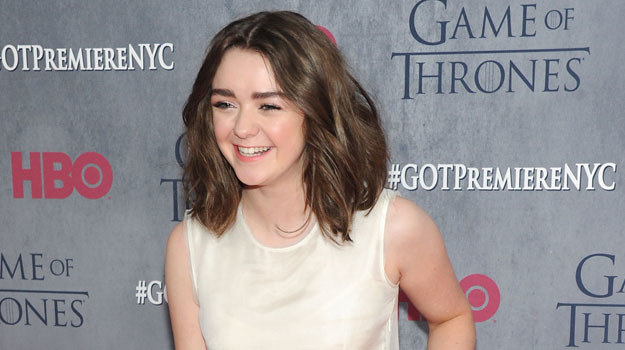 Maisie Williams / Jamie McCarthy /Getty Images