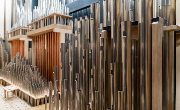 Mają 4 700 piszczałek i ważą 30 ton. Niezwykłe organy zabrzmią w Narodowym Forum Muzyki we Wrocławiu