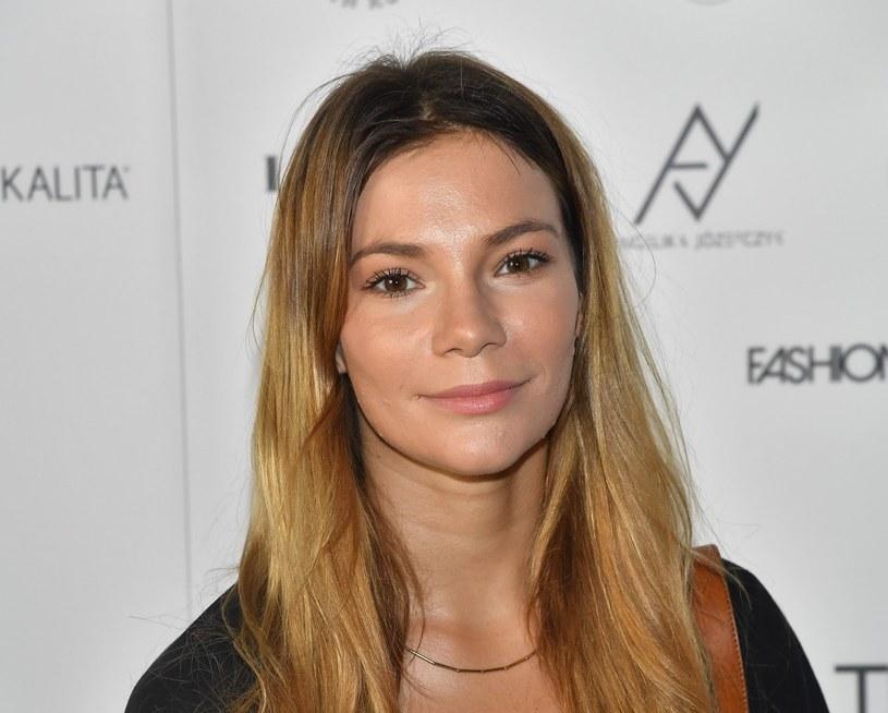 Maja Bohosiewicz jest bardzo zakochana w swoim mężu /Mateusz Jagielski/East News /East News