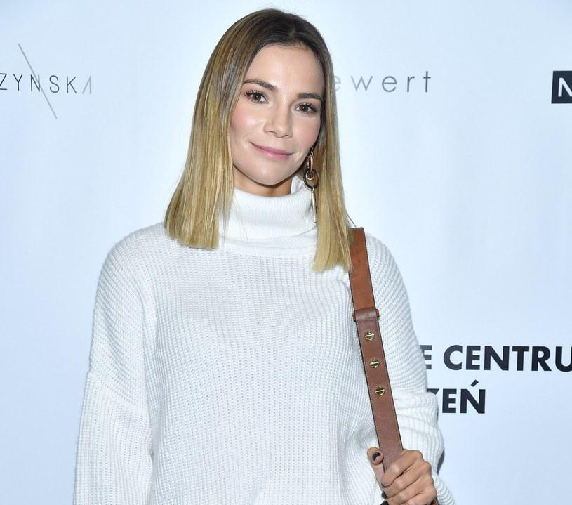 Maja Bohosiewicz od 2018 roku jest właścicielką marki odzieżowej /Mateusz Jagielski /East News